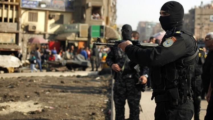 إحباط هجوم انتحاري بسيارتين مفخختين على مركز أمني شمال سيناء