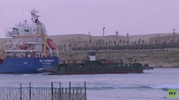 مضيق قناة السويس - مصر