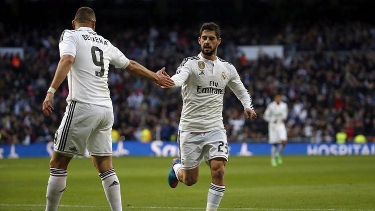 ريال مدريد يتجاوز كبوة اتلتيكو على حساب ديبورتيفو