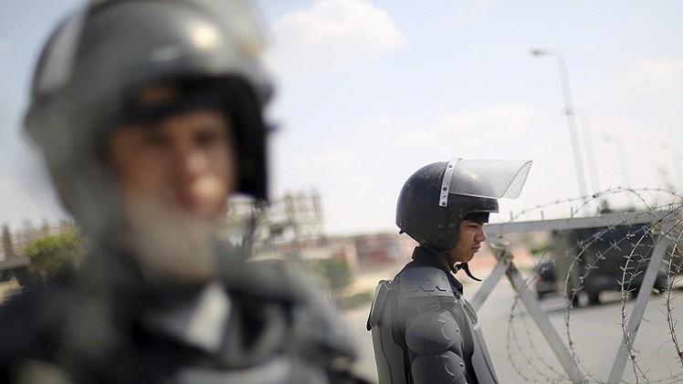 مقتل شرطي وإصابة 3 آخرين فى هجوم مسلح على كمين أمني بالقليوبية