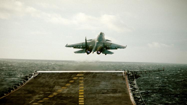 نظام روسي جديد لهبوط الطائرات الحربية آليا