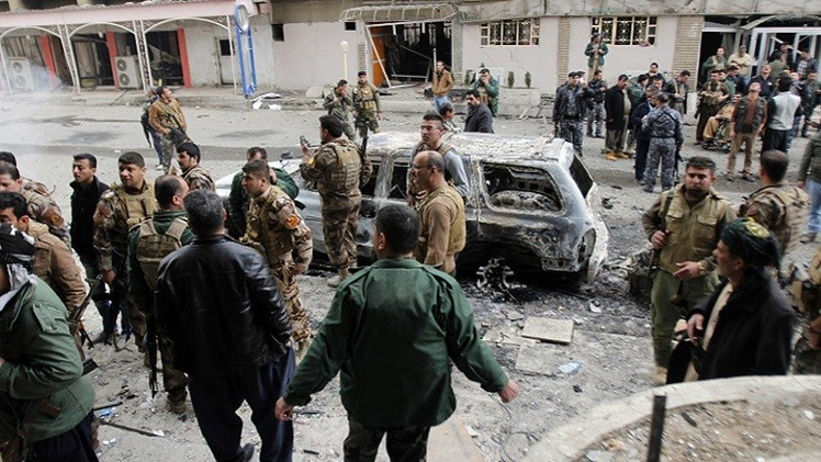 العراق.. مقتل 10 من