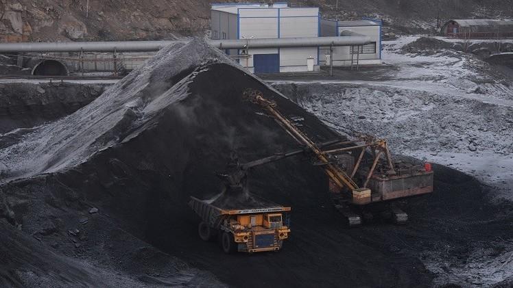 صادرات روسيا من الفحم الحجري إلى ألمانيا تسجل مستويات قياسية عليا في 2014