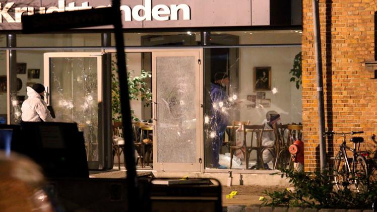 الكشف عن هوية منفذ هجوم كوبنهاغن (صور)