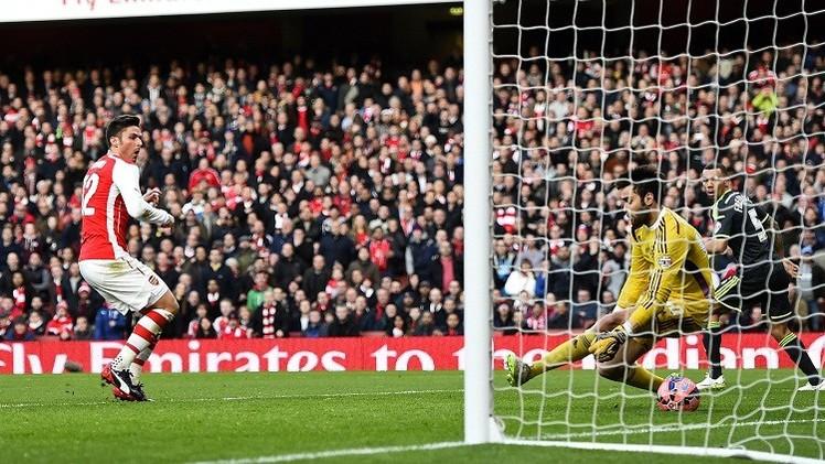 أرسنال إلى ربع نهائي كأس الاتحاد الانكليزي