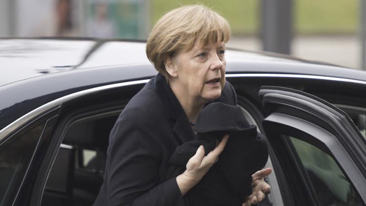 حزب ميركل يتعرض لهزيمة ساحقة في انتخابات هامبورغ البرلمانية