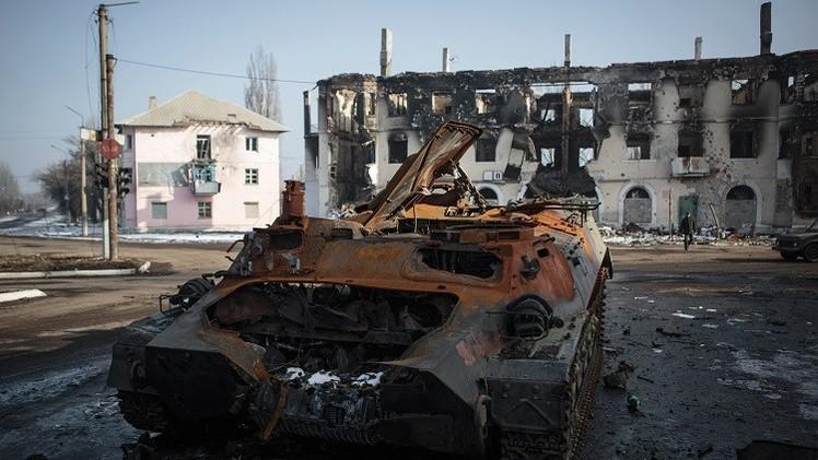 تبادل الاتهامات بخرق الهدنة في شرق أوكرانيا ومجلس الأمن يواصل التشاور