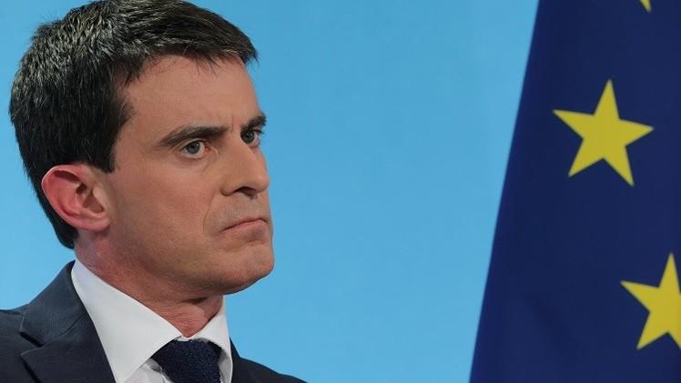 رئيس الحكومة الفرنسية يدعو إلى محاربة