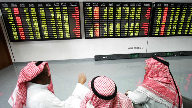 معظم الأسواق الخليجية تتراجع بفعل النفط