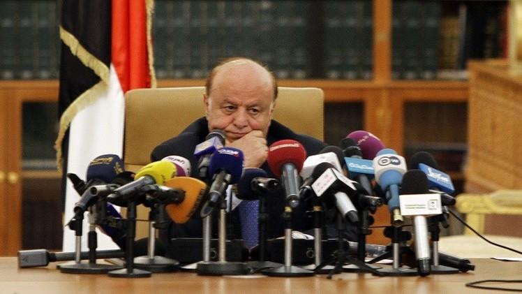 السقاف: صحة الرئيس هادي حرجة ويحتاج للسفر بهدف العلاج فورا