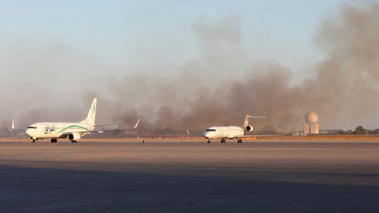 المغرب يعلن تعليق رحلاته الجوية إلى ليبيا