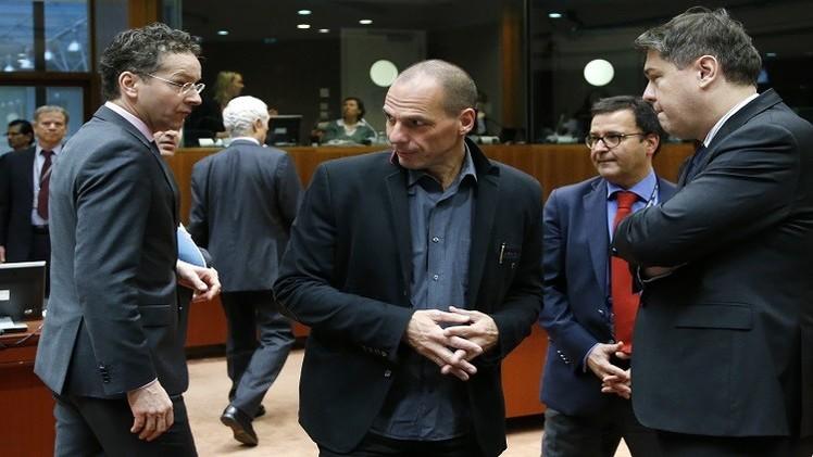 لا اتفاق في منطقة اليورو حول برنامج إنقاذ اليونان .. والمناقشات مستمرة