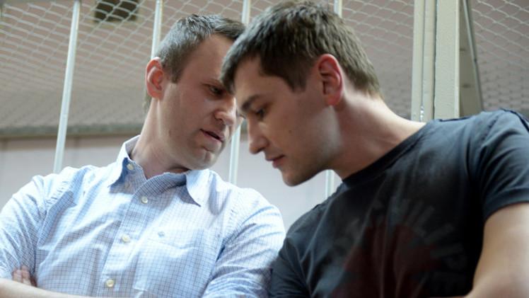 النيابة العامة الروسية تطالب بسجن نافالني 10 سنوات