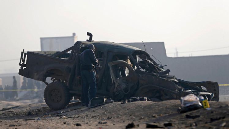 أفغانستان.. مقتل 20 شخصا بأربعة تفجيرات انتحارية