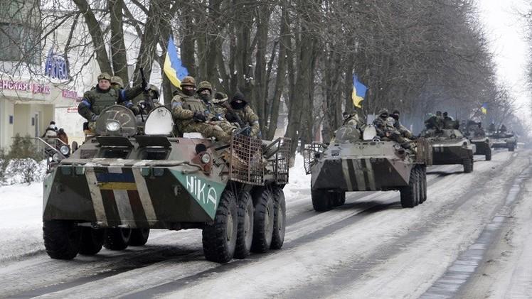 كييف: قدّمنا قائمة بالأسلحة الضرورية إلى واشنطن
