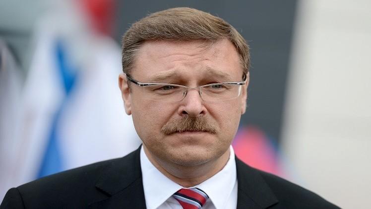 مسؤول روسي: العقوبات ضد روسيا بلا معنى