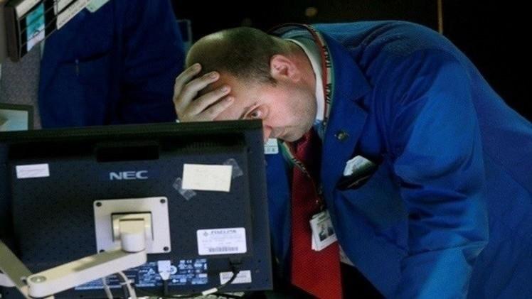 المؤشرات الأمريكية تتراجع على خلفية أزمة اليونان