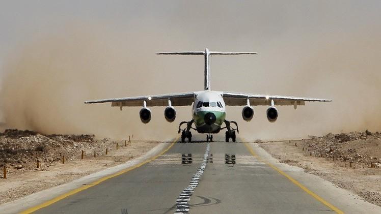 مصر تنفي غلقها مجالها الجوي أمام طائرة ليبية
