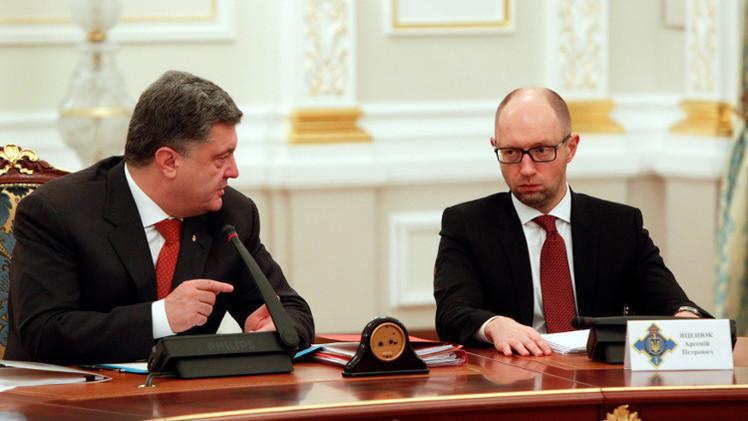دونيتسك تقاضي قادة أوكرانيا بتهمة تأجيج الحرب