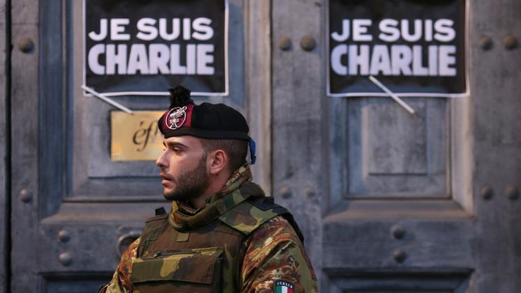 إيطاليا تنشر نحو 5000 عسكري إضافي لحماية البلاد من هجمات إرهابية
