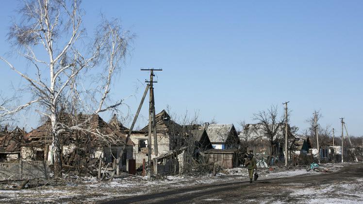 دونيتسك: مئات من قوات كييف تستسلم في ديبالتسيفو