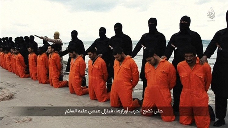 ألغاز عملية إعدام الأقباط في ليبيا