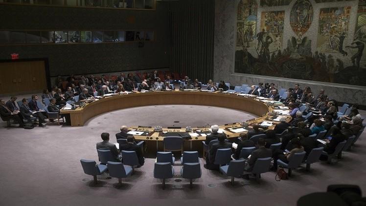 مشروع قرار في مجلس الأمن يخلو من التدخل بليبيا