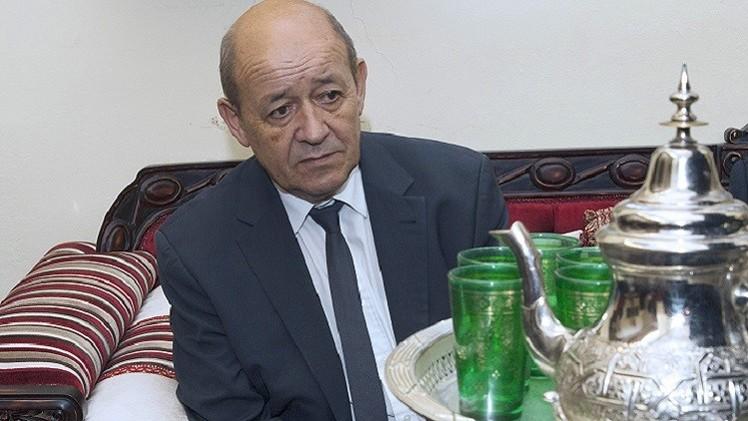 وزير الدفاع الفرنسي: لا نرى إمكانية لتسليم