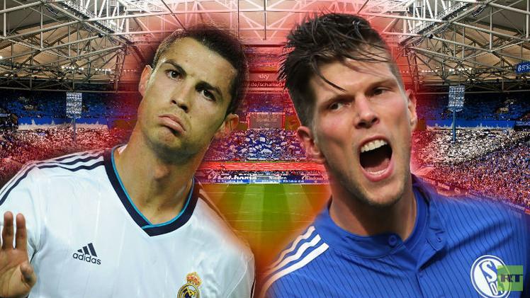 بالفيديو.. التشكيلة الرسمية لمواجهة ريال مدريد وشالكه