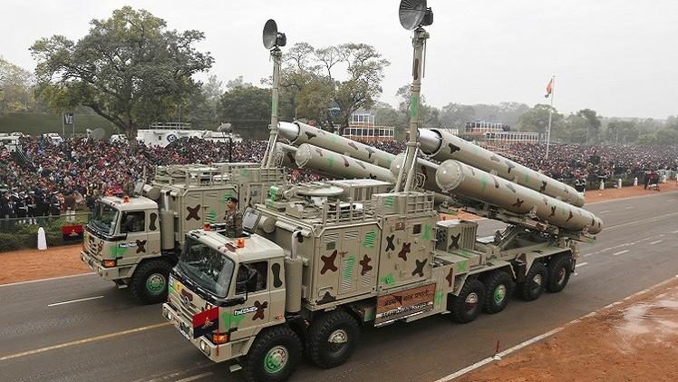 الهند نحو صدارة الدول المصنعة للأسلحة
