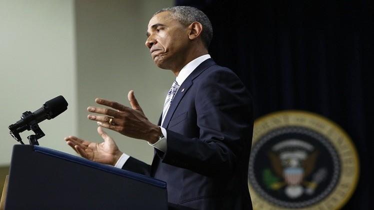 أوباما: لسنا في حرب مع الإسلام .. وقادة