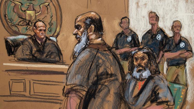 سعودي في قفص الاتهام الأمريكي بسبب بن لادن