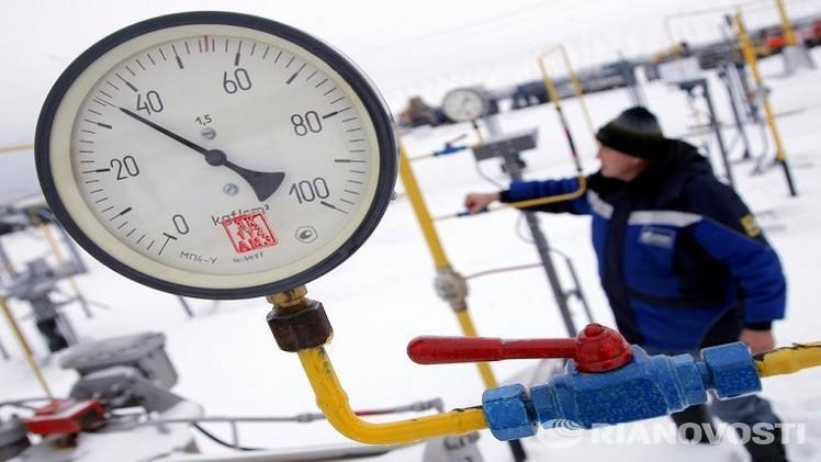 موسكو تقرر تزويد منطقة جنوب شرق أوكرانيا بالغاز بعد قطعه من قبل كييف