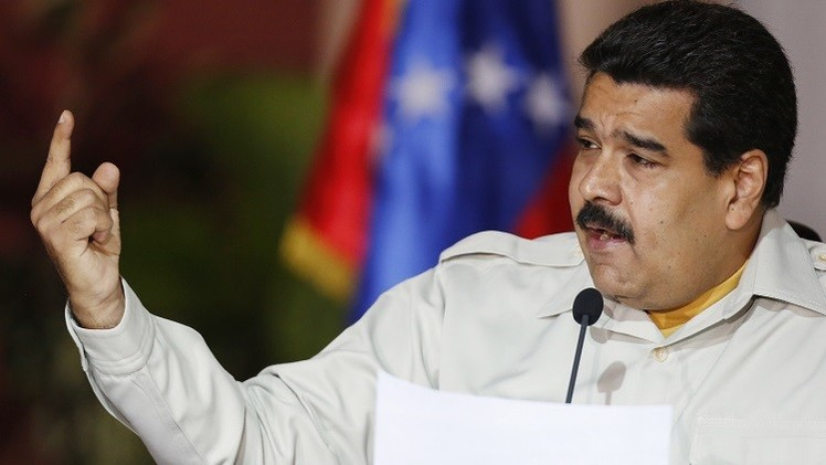 اعتقال عمدة كاراكاس بتهمة التورط في مؤامرة انقلابية