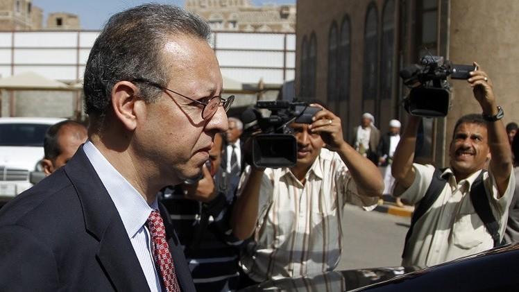 بن عمر: القوى السياسية اليمنية توافقت على تشكيل مجلس انتقالي