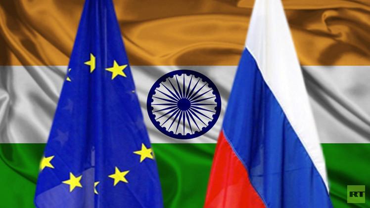 موسكو تدعو الاتحاد الأوروبي إلى عدم التدخل في علاقاتها مع الهند