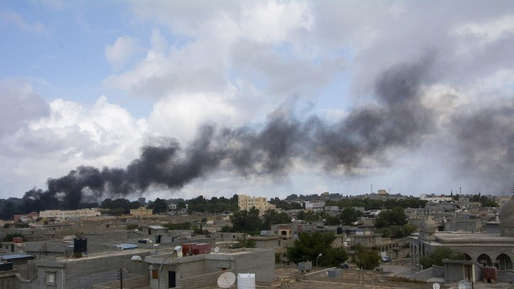مقتل 45 على الأقل وإصابة العشرات في تفجيرات شرق ليبيا