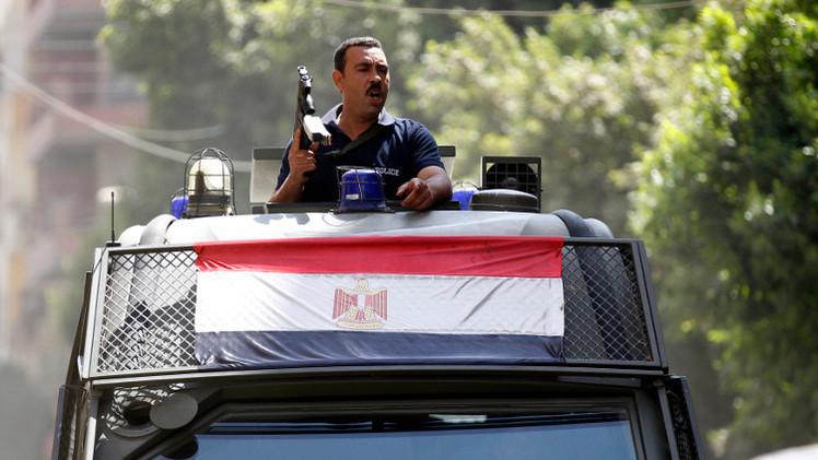 مصر.. مصرع شخصين حاولا زرع قنبلة
