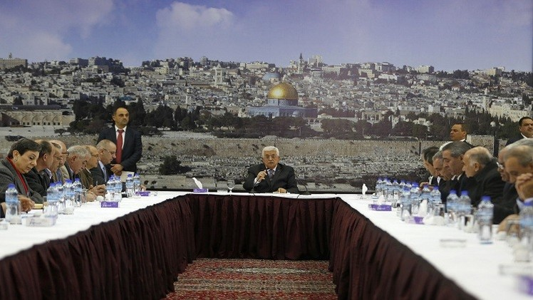 مخاوف أمريكية من انهيار السلطة الفلسطينية