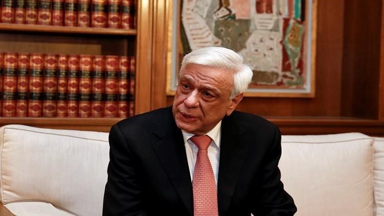 انتخاب المحافظ بروكوبيس بافلوبولوس رئيسا لليونان