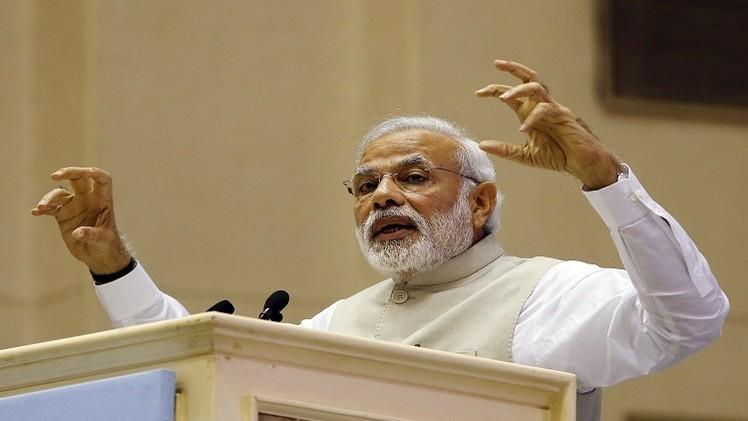 بكين تعارض زيارة رئيس وزراء الهند إلى منطقة متنازع عليها