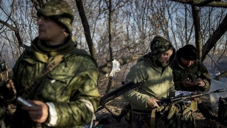 تبادل للأسرى بين القوات الأوكرانية ودونباس