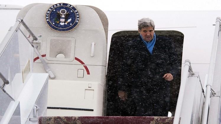 كيري: أوباما سيصدر قرارات بشأن أوكرانيا خلال الأيام القادمة
