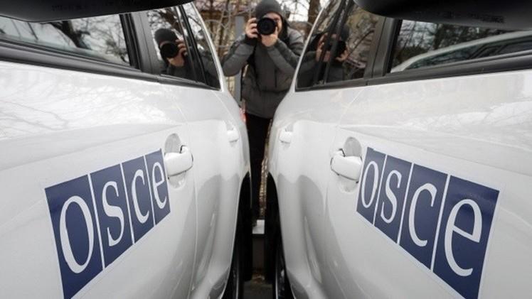 الجيش الأوكراني يمنع تحركات بعثة المراقبين