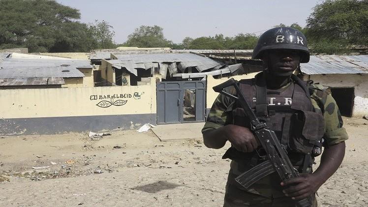 القوات النيجيرية تحرر مدينة باغا من