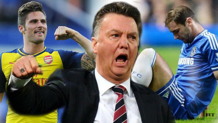تعادل مخيب لتشيلسي وهزيمة قاسية لمانشستر يونايتد