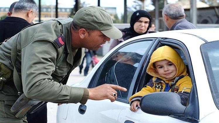 تونس.. استئناف حركة العبور بـ