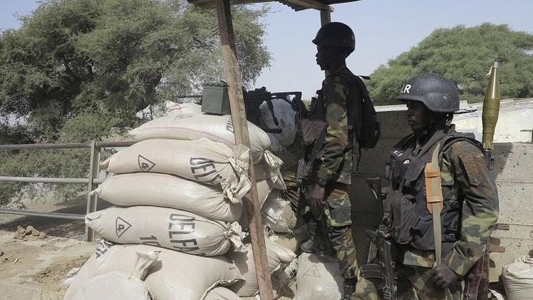 تشكيل القوة الإفريقية ضد