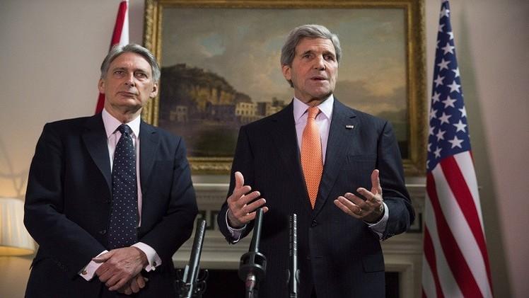 واشنطن ولندن تبحثان  فرض عقوبات جديدة على روسيا