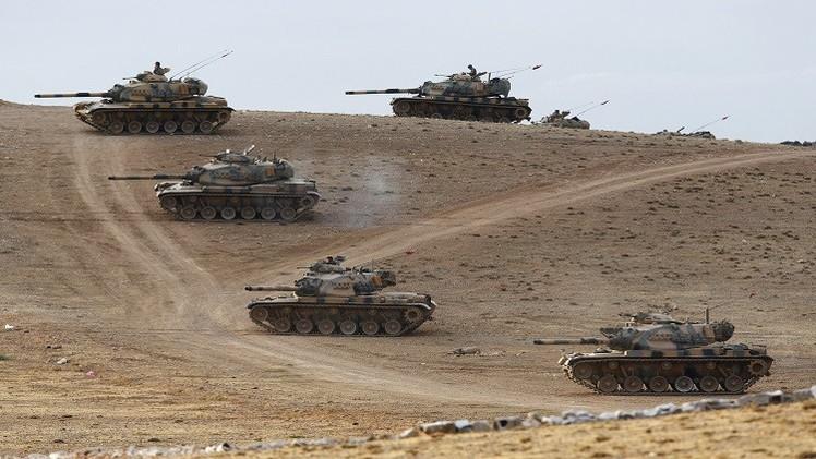 تركيا: دمرنا ضريح سليمان شاه لحمايته من تهديدات داعش